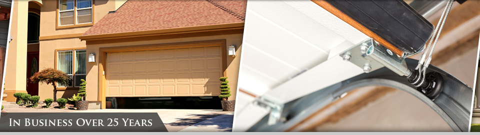 Properly Maintained Garage Doors