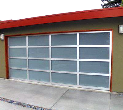 Superbe Residential Steel Garage Door
